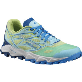 Columbia Trans ALPS F.K.T. II Shoes Women jade lime/splash